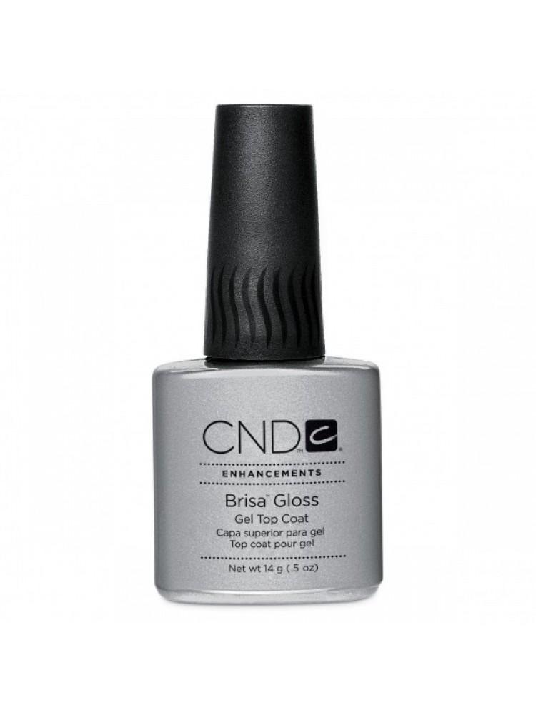 CND Brisa UV Gloss Gel Top Coat 14g