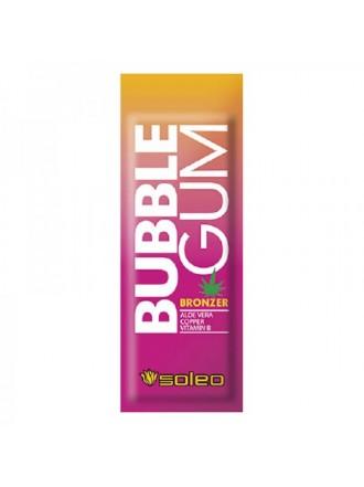 Бронзатор с алоэ, медью и витаминами Soleo Bubble Gum 15 мл.