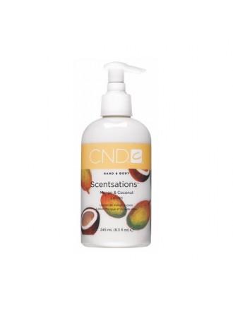 CND Scentsations лосьон с экстрактом манго и запахом кокоса