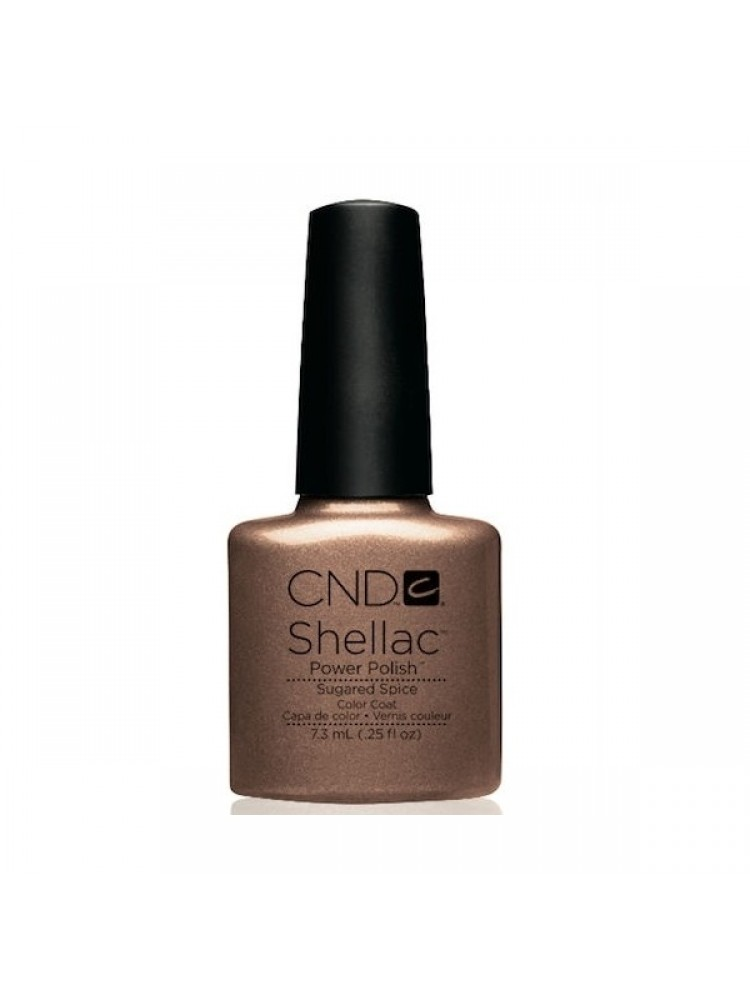 CND Shellac SUGARED SPISE №44