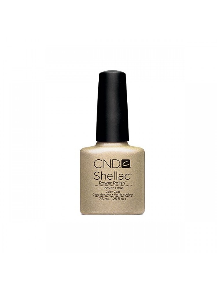 CND Shellac Locket love 2014 Modern Folklore Collection