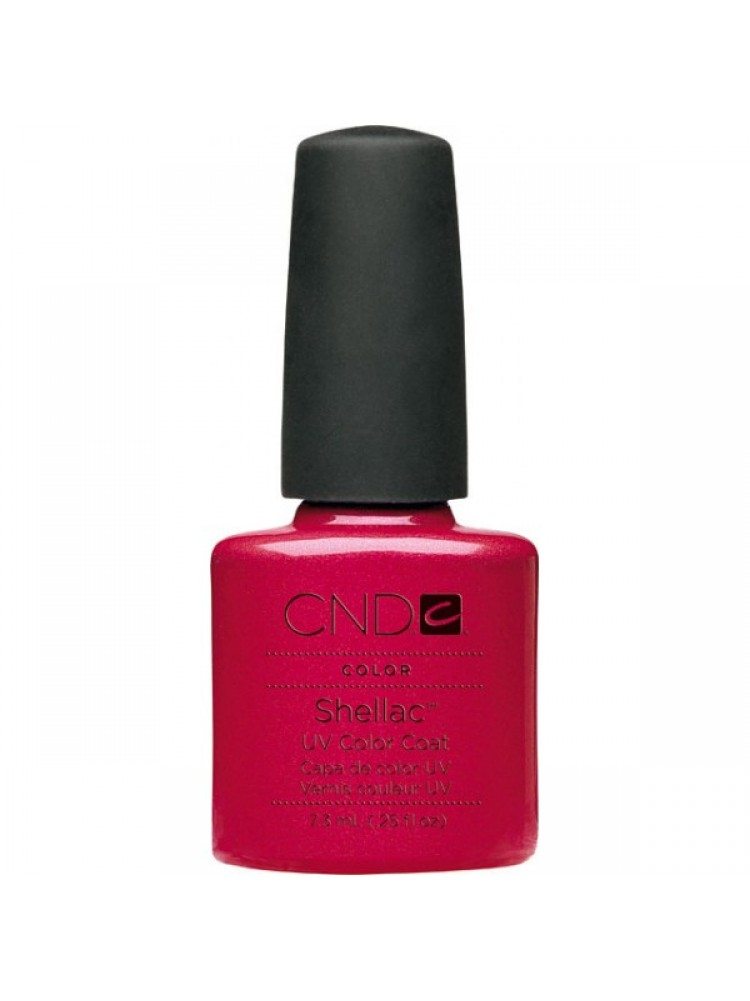 CND Shellac HOT CHILIS №7