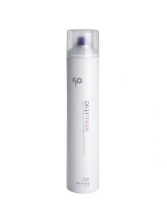 ISO Daily Finish Hairspray - Спрей для укладки сильной фиксации, 400 мл