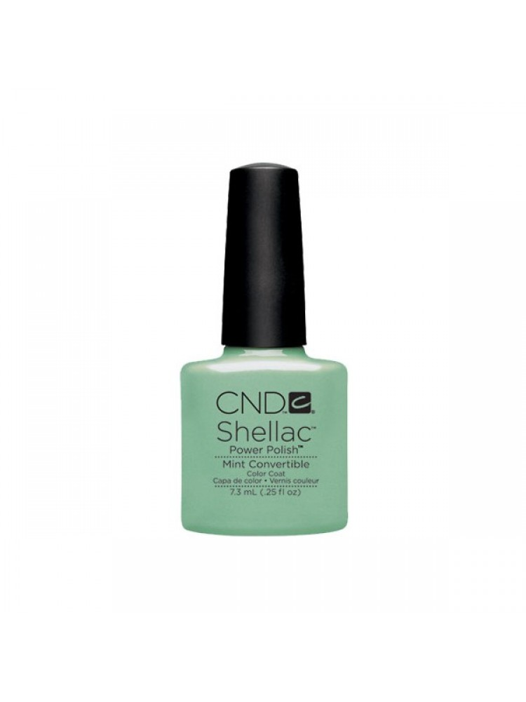CND Shellac Open Road Collection Mint Convertible