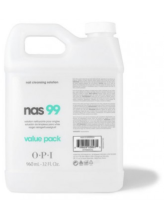 OPI,  Дезинфицирующая жидкость для ногтей Nas-99, 960 мл.