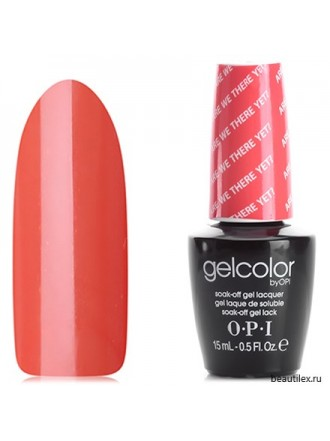 opi gelcolor T23