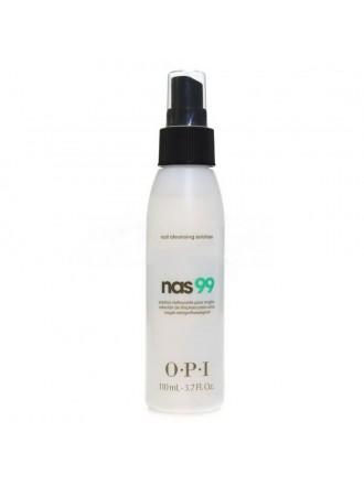 OPI,  Дезинфицирующая жидкость для ногтей Nas-99, 110 мл.