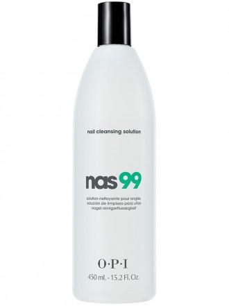 OPI,  Дезинфицирующая жидкость для ногтей Nas-99, 450 мл.