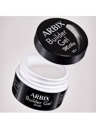 Arbix Builder Gel Milky - Гель для наращивания и укрепления ногтей