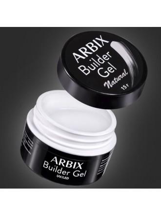 Arbix Builder Gel Natural - Гель для наращивания и укрепления ногтей
