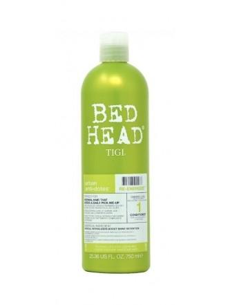 BH Urban Anti-dotes Re-energize Кондиционер для нормальных волос 1 уровень, 750 мл