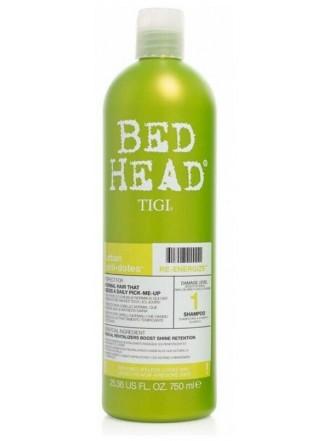 BH Urban Anti-dotes Re-energize Шампунь для нормальных волос 1 уровень, 750 мл