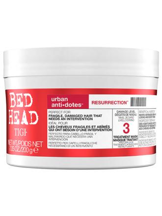 BH Urban Anti-dotes Recovery Маска для сильно поврежденных волос 3 уровень, 200 мл