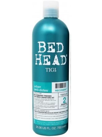 BH Urban Anti-dotes Recovery  Шампунь для поврежденных волос 2 уровень, 750 мл
