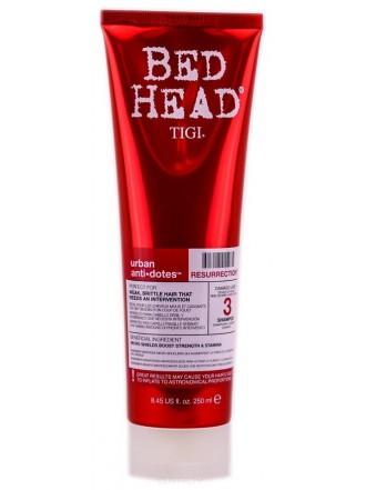 BH Urban Anti-dotes Recovery Шампунь для сильно поврежденных волос 3 уровень, 250 мл
