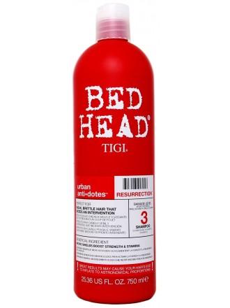 BH Urban Anti-dotes Recovery Шампунь для сильно поврежденных волос 3 уровень, 750 мл