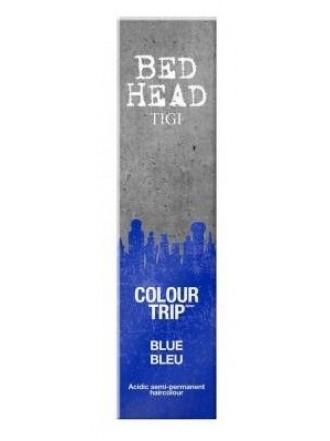 BH Colour Trip Тонирующий гель для волос / Синий