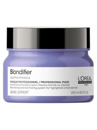 L'Oreal Professionnel Blondifier Маска для сияния осветленных и мелированных волос, 250 мл