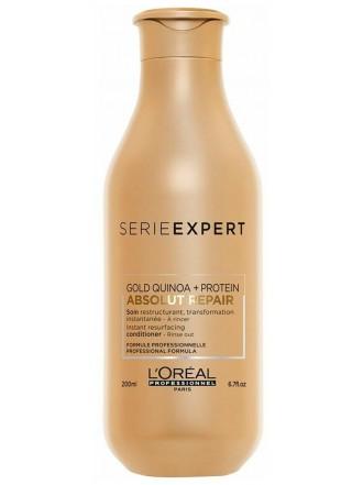L'Oreal Professionnel  Gold Conditioner Смываемый уход, восстанавливающий структуру волос 200 мл
