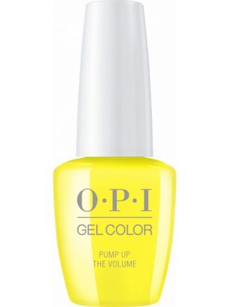 OPI Gel Color Pump Up The Volume - Гель-лак для ногтей 15 мл