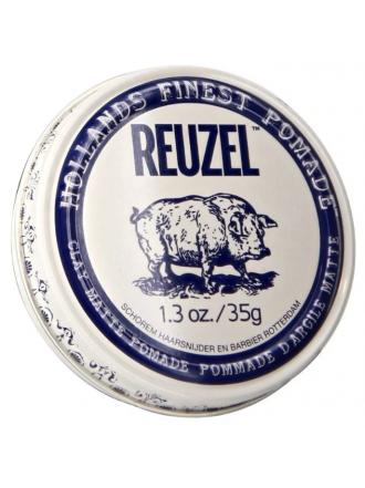 Reuzel Clay белая глина Piglet 35 гр.