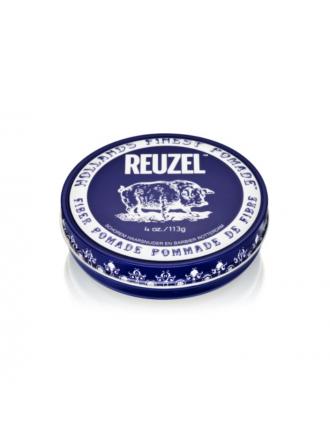 Reuzel Fiber темно-синяя паста Piglet 113 гр.