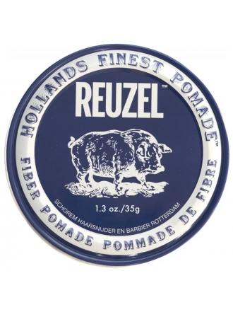 Reuzel Fiber темно-синяя паста Piglet 35 гр.