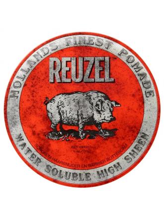 Reuzel красная помада Piglet - водник 113 гр.