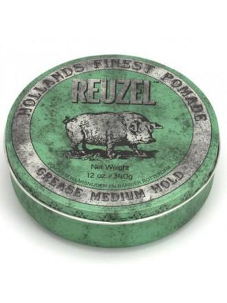 Reuzel зеленая помада Hog - петролатум, 340 гр