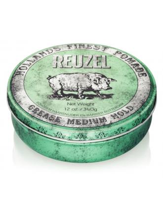 Reuzel зеленая помада Hog - петролатум 340 гр.