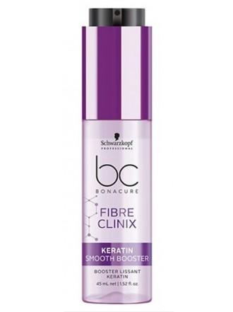 BC Bonacure Fibre Clinix Booster Keratin Smooth Бустер с кератином для гладкости волос, 45 мл