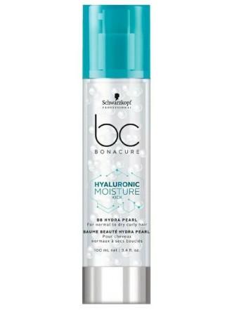 BC Bonacure Hyaluronic Moisture Kick BB-Крем для волос перламутровый, 100 мл