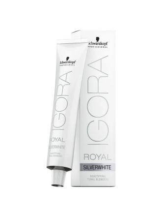 Igora Royal Silverwhite Dove Grey (сталь), 60 мл