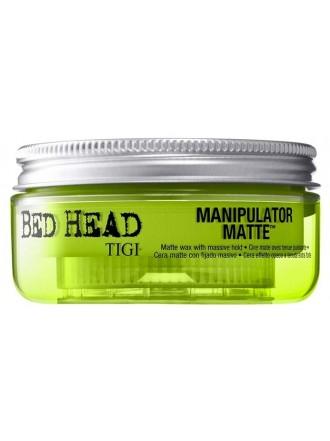 BH Manipulator Matte Матовая мастика для волос сильной фиксации, 58 г