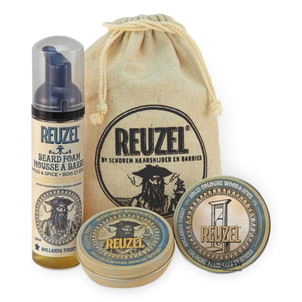 Reuzel - Средства для бороды и усов