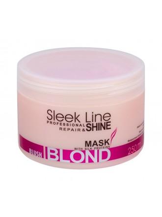 Stapiz Sleek Line Blond Blush Маска, 250 мл.