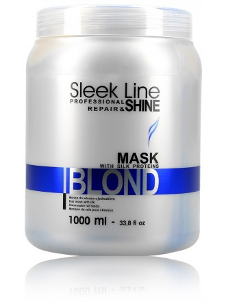 Stapiz Sleek Line Blond Маска, 1000 мл.