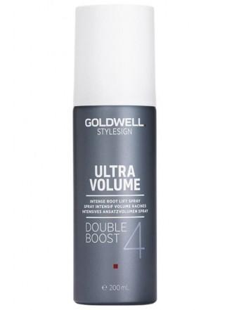 GOLDWELL STS DOUBLE BOOST Интенсивный спрей для прикорневого объема 200 мл.