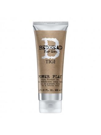 TIGI BED HEAD for Men Гель для волос сильной фиксации Power Play Firm Finish Gel 200 ml