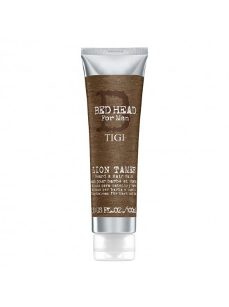TIGI BED HEAD for Men Cтайлинговый Крем Для Укладки Бороды И Волос Lion Tamer Beard And Hair Balm 100 ml
