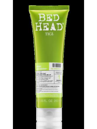 TIGI BH Urban Anti+dotes Re-Energize Шамунь для нормальных волос уровень 1 250 ml.