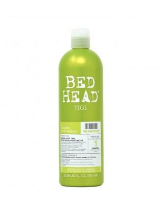 TIGI BH Urban Anti+dotes Re-Energize Шамунь для нормальных волос уровень 1 750 ml.