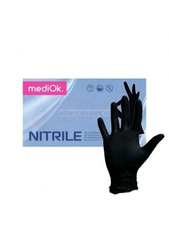 Перчатки 1 пара Черные (размер S,M,L)